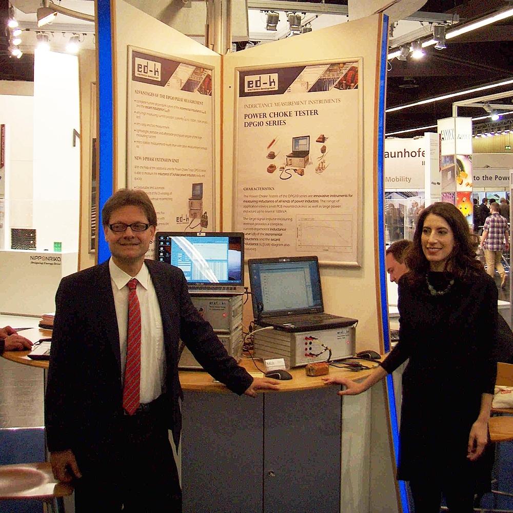 Fairs PCIM EUROPE 2015