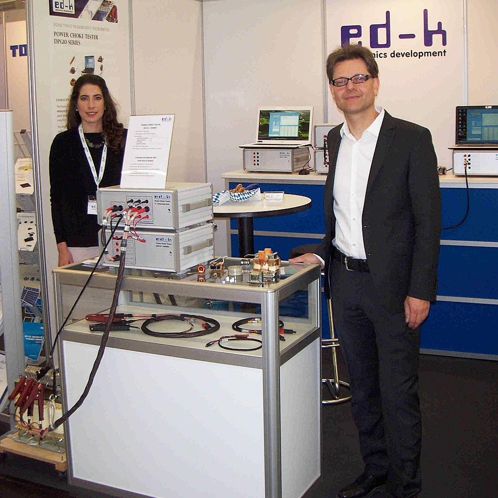 Fairs PCIM EUROPE 2016