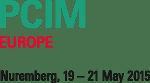 Fairs PCIM 2015 logo