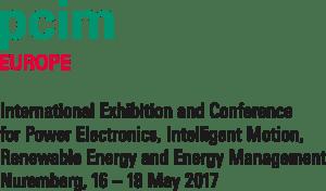 Messen PCIM 2017